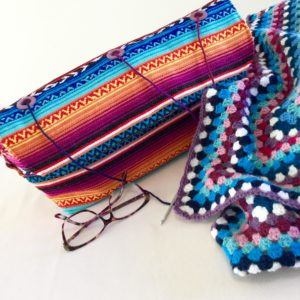 Large Yarn Bag