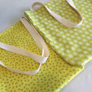 Reversible Tote Bag Sewing Workshop