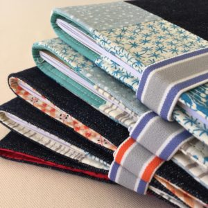 Fabric Journal Covers