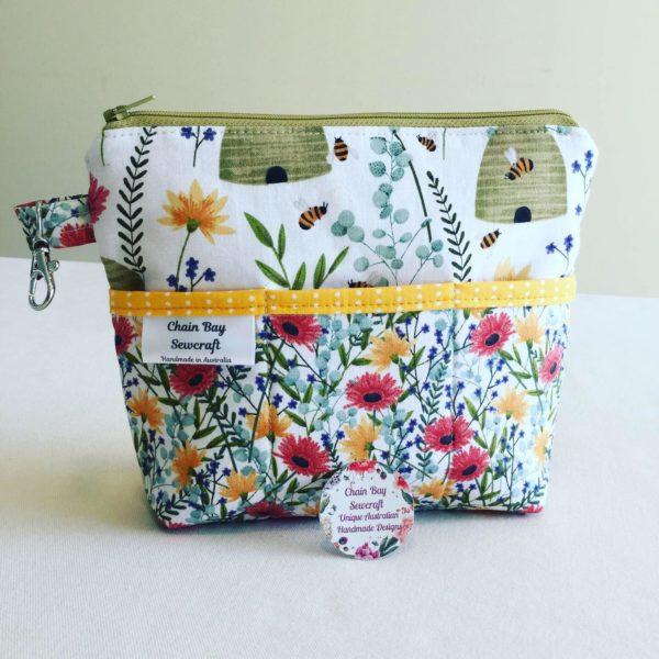 Handmade Bag Organiser