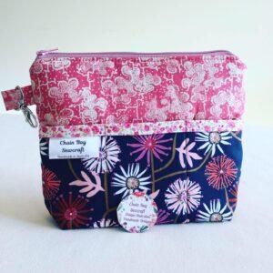 Handmade Bag Organiser - Blossoms